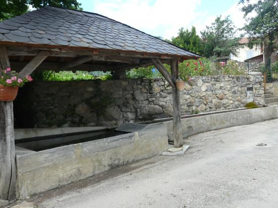 Fontaine Antignac
